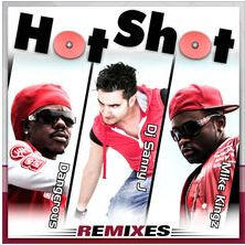 sanny j hot shot remakeit remix